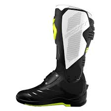 mx riding boots cheap scott 550 mx boot black yellow offroad boots retailer low price