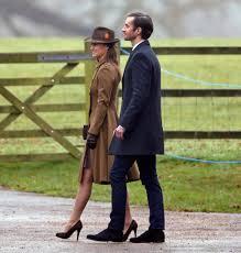 pippa middleton brown coat january 2017 popsugar fashion middle
