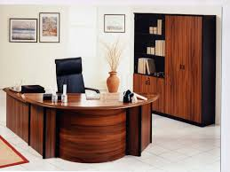 Simple Wooden Office Table Office Simple Office Room Ideas In Home With White Glass Window