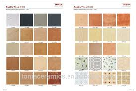irregular pattern outdoor garden ceramic tiles anti slip build