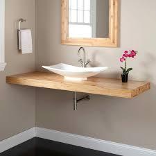Bamboo Vanity Bathroom Bamboo Bathroom Vanity Canada U2013 Chuckscorner