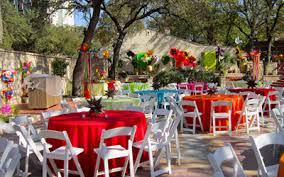 san antonio party rentals get creative explore san antonio la villita rental