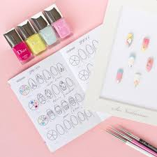 the little book of nail art oval nails sonailicious boutique