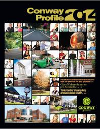 conway profile 2014 community profile u0026 resource guide by conway