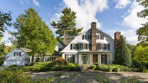 Clinton Houses 275 Bedford Road Chappaqua Ny Real Estate 10514 Youtube