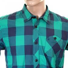 amazing green and blue checked shirt by scotch and soda niro fashion