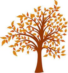 art autumn tree creative background vector 12 vector background