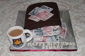 edible money wallet with edible money cake