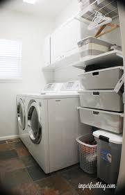 Laundry Room Storage Ideas by Laundry Room Trendy Elfa Laundry Closet Laundry Room After Sorry