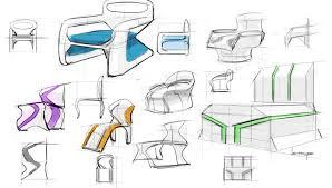 designer chair graphics