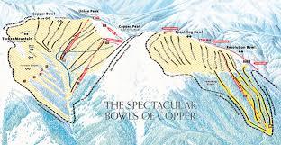 Colorado Ski Resort Map Skiing U0026 Snowboarding Copper Mountain Colorado Ski Travel Guide