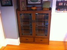making an mission style bookcase home design ideas