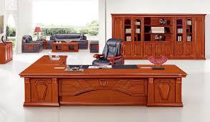 gifted office executive desk wood desk computer desk sets