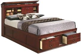 twin bed with bookcase headboard and storage queen bed bookcase headboard floodinsurance site
