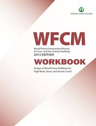 wood frame construction manual 2015