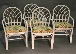 wicker dining room chairs dining chairs wicker rattan outdoor indoor furniture dining