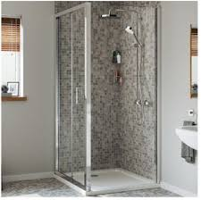 Mira Shower Door Mira Leap Bi Fold Door Shower Enclosures Plumbworld Intended For