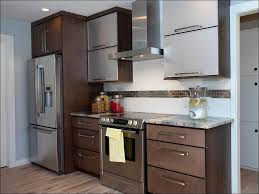 How To Stain Kitchen Cabinets by Kitchen Kitchen Cabinet Colors White Cabinets Grey Countertops