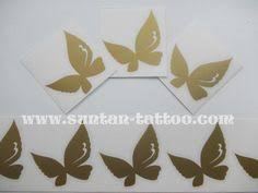 tanning bed spray tanning stickers by tantooz 5 25 tan one or