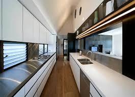 long kitchens kitchen remodel designs long kitchens