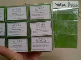 Sabun Ijo jual sabun a dha original cirii warna hijau lebih seger tidak