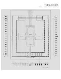 Foundation Floor Plan by Robert Irwin U0027s Modern Ruin Years In The Making Set To Rise In