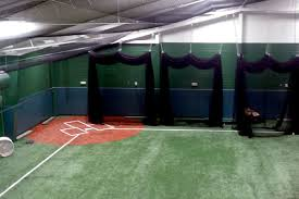 Cheap Backyard Batting Cages Retractable Batting Cages By Victory Athletics Inc
