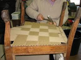refaire l assise d une chaise une beaute pour un fauteuil louis philippe l empreinte d elodie