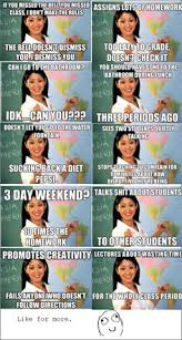 High School Teacher Memes - education teacher school class rules memes education jokes