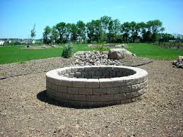Large Firepits Large Pit For Outdoor Ambiance
