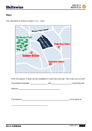Weather Map Worksheets Maps Exercise