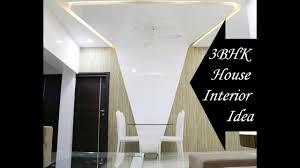 interior designer in indore simple and beautiful 3 bhk house interior interior design