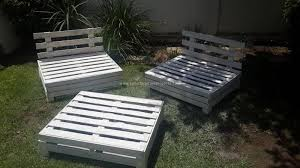 Diy Wood Pallet Outdoor Furniture by Pallet Wooden Adjustable Outdoor Furniture Set Pallet Furniture