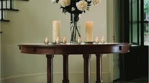 home ideas awesome round foyer table u2014 garage u0026 home decor ideas