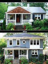 house renovation before and after before and after home exteriors house renovations before and after
