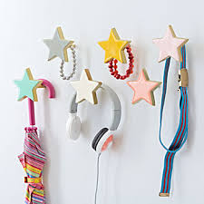 kids wall hooks u0026 coat hooks the land of nod