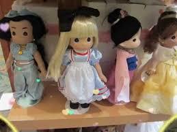 precious moments disney princess dolls verbal track disney