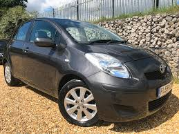 used toyota yaris tr 2009 cars for sale motors co uk