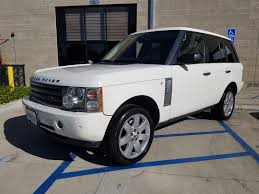 range rover white interior for sale land rover range rover