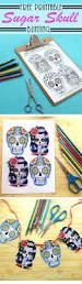 107 best sugar skulls coloring images on pinterest sugar