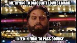 Memes Explained - 10 things we all do during finals week explained by memes