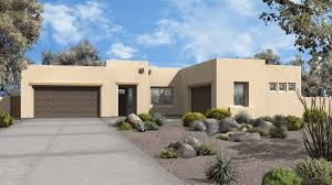 Pueblo House Plans by Arrowhead Plan 6541 Rancho Del Cobre Maracay Homes