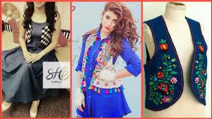 design of jacket suit new jacket designs for girls jacket kurti jacket suit designs