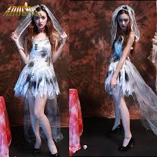 online get cheap zombie bride costume aliexpress com alibaba group