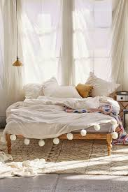 dreamy rustic bedroom daily dream decor pom poms boho and