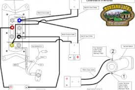 polaris wireless winch remote wiring diagram wiring diagram