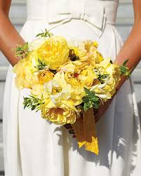 yellow peonies yellow peonies bouquet bouquet wedding flower