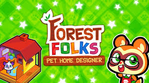 Home Design 3d Gold Para Android Forest Folks Pet Home Designer Game For Iphone And Android Youtube
