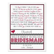 how to ask of honor poem best 25 bridesmaid poems ideas on wedding day
