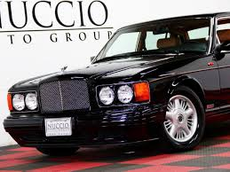 bentley brooklands 1998 bentley brooklands r